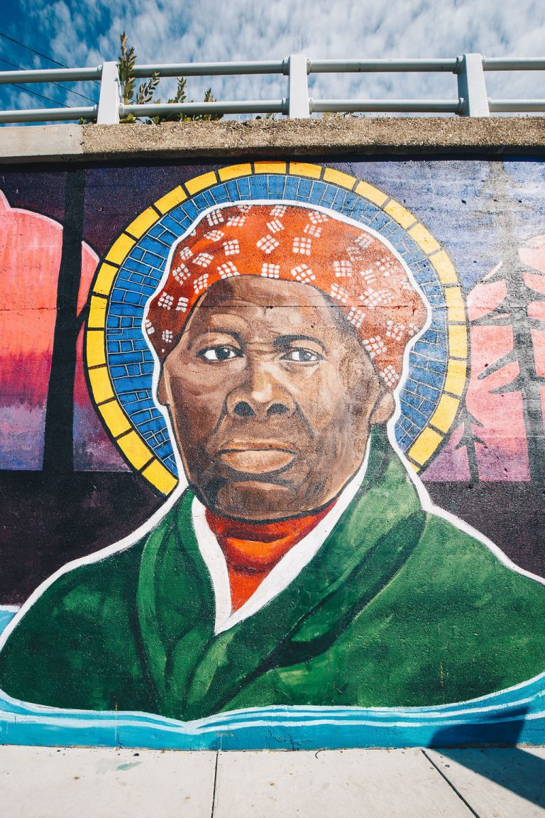 Harriet Tubman: Light Of Hope